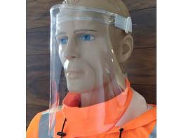 VISIÈRE DE PROTECTION SOUPLE écran de protection