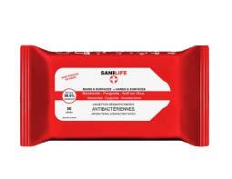 lingette désinfectante anti covid norme 14476