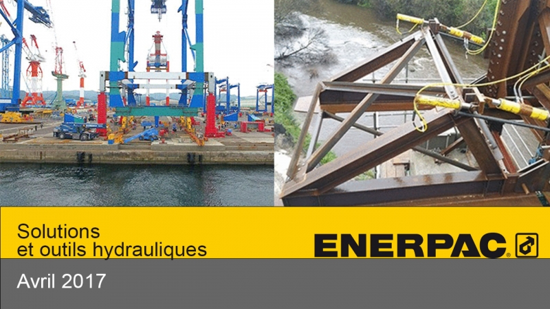 Enerpac, powerful solutions